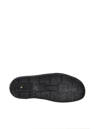 Dr.Flexer 816612  HakıkıDerıErkek Comfort Ayakkabı Sıyah Siyah